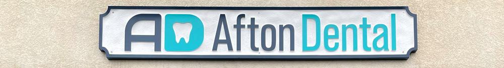 afton-dental-sign